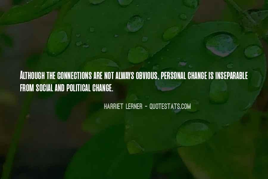 Quotes About Personal Change And Growth #690134
