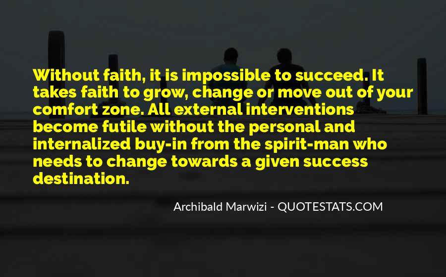 Quotes About Personal Change And Growth #775455