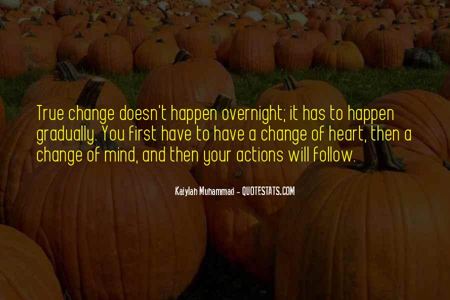 Quotes About Personal Change And Growth #860553