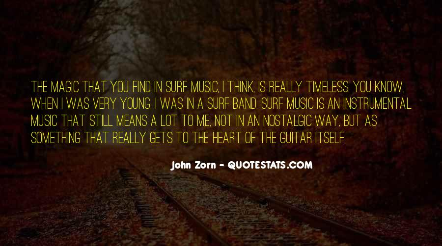 Quotes About Instrumental Music #886103