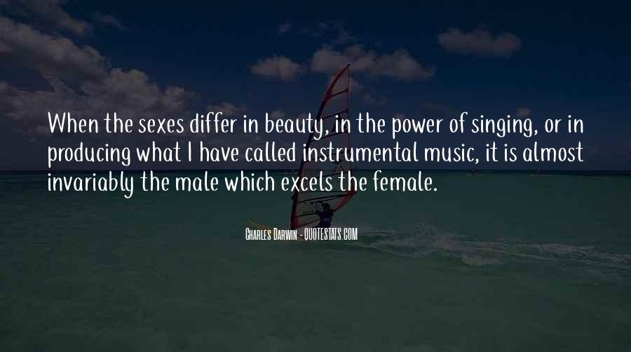 Quotes About Instrumental Music #982426
