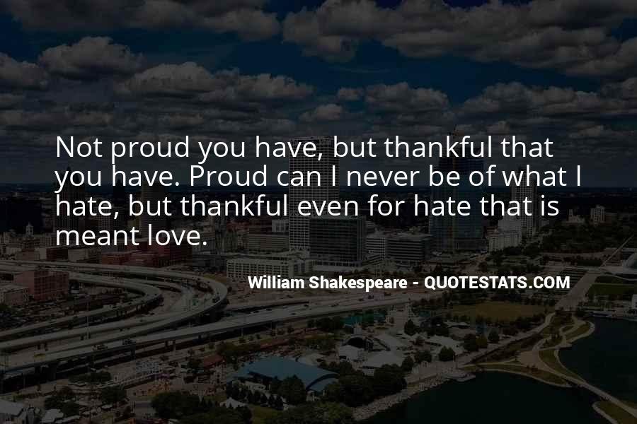 Quotes About Thankful For What You Have #1002651