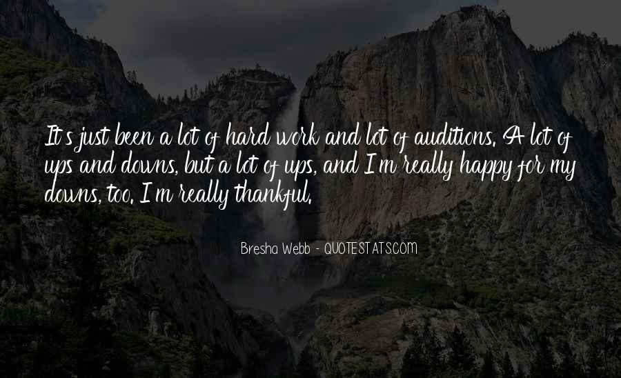Quotes About Thankful For What You Have #5667