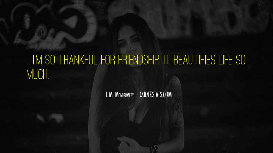 Quotes About Thankful For What You Have #68084