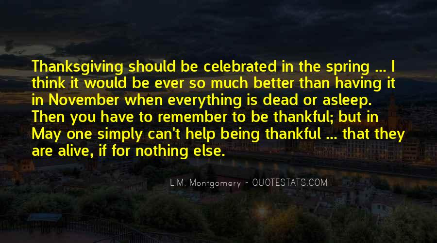 Quotes About Thankful For What You Have #69768