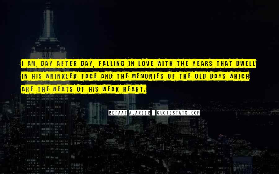 Quotes About Old Memories Of Love #1193022