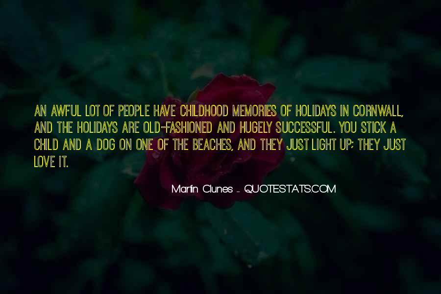 Quotes About Old Memories Of Love #1528296