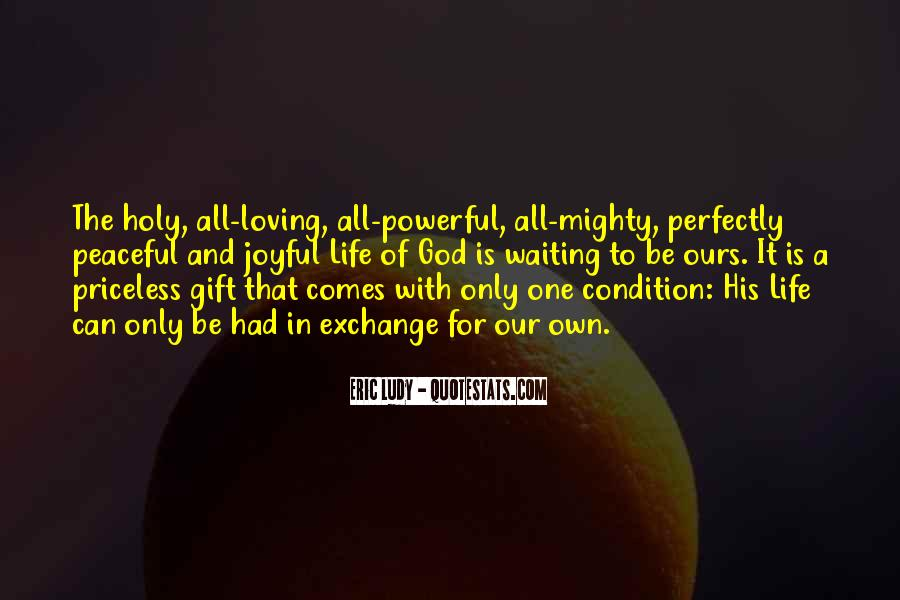 Quotes About Loving God #101755