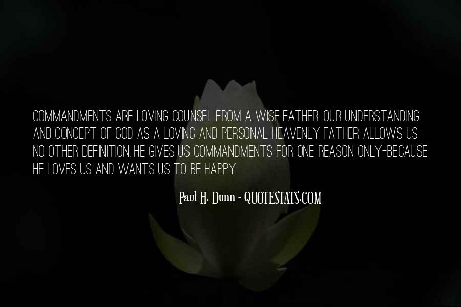 Quotes About Loving God #106500