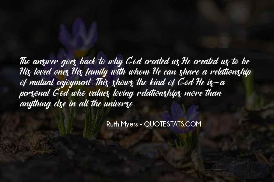 Quotes About Loving God #13680