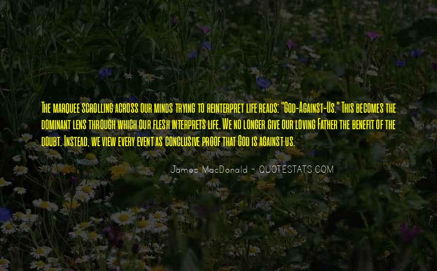 Quotes About Loving God #184535