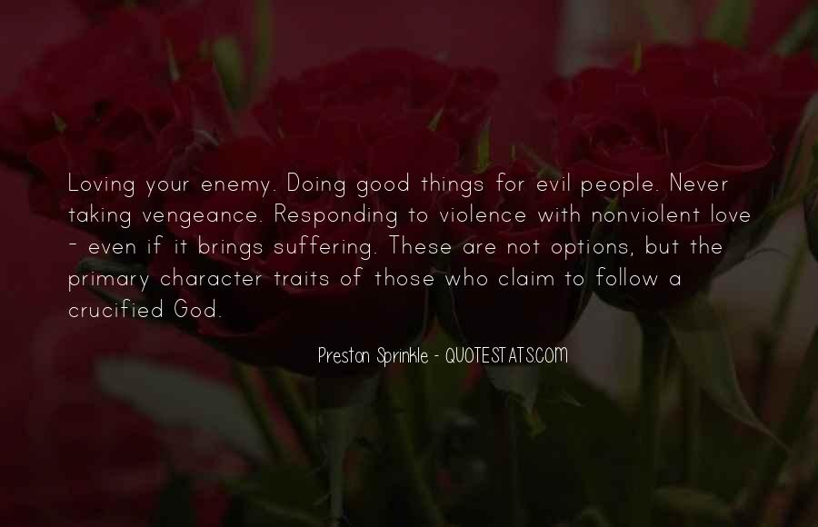 Quotes About Loving God #259904