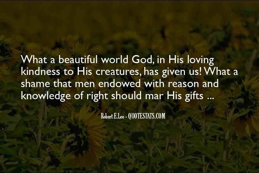 Quotes About Loving God #268558