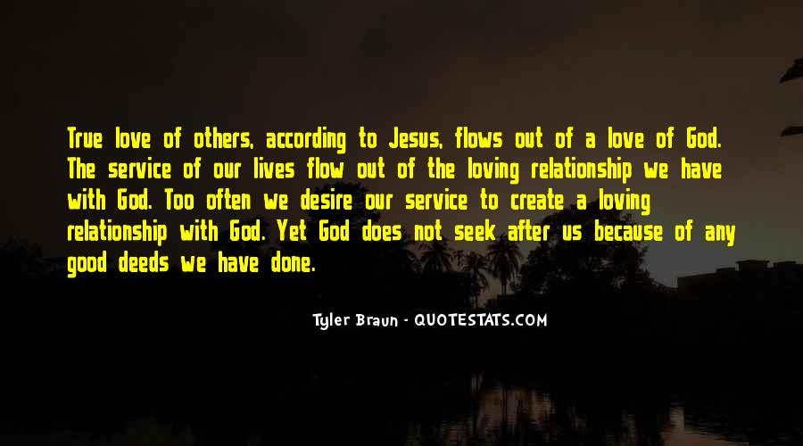 Quotes About Loving God #331513