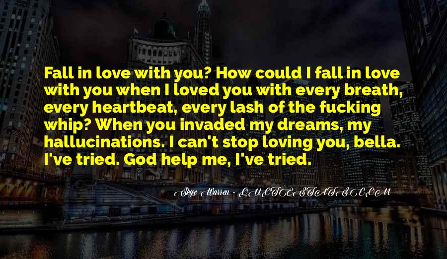 Quotes About Loving God #60189
