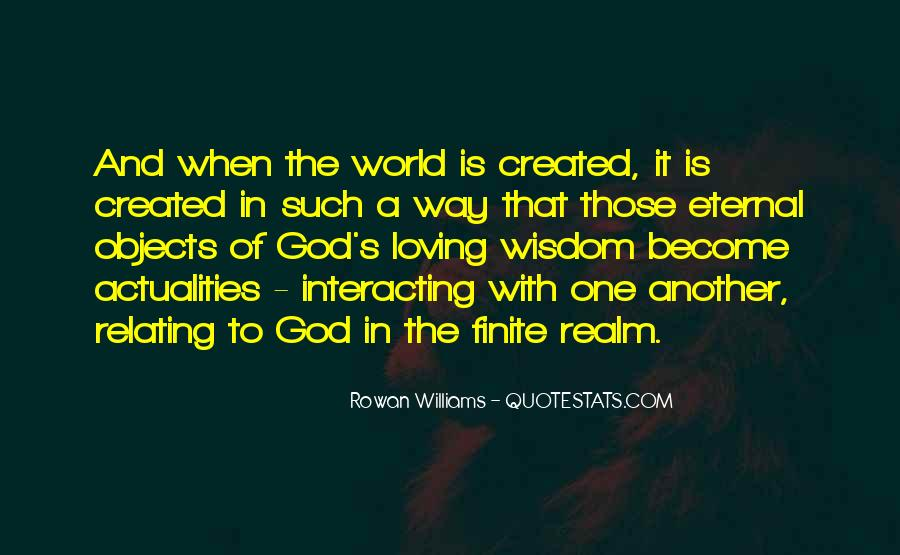 Quotes About Loving God #77153