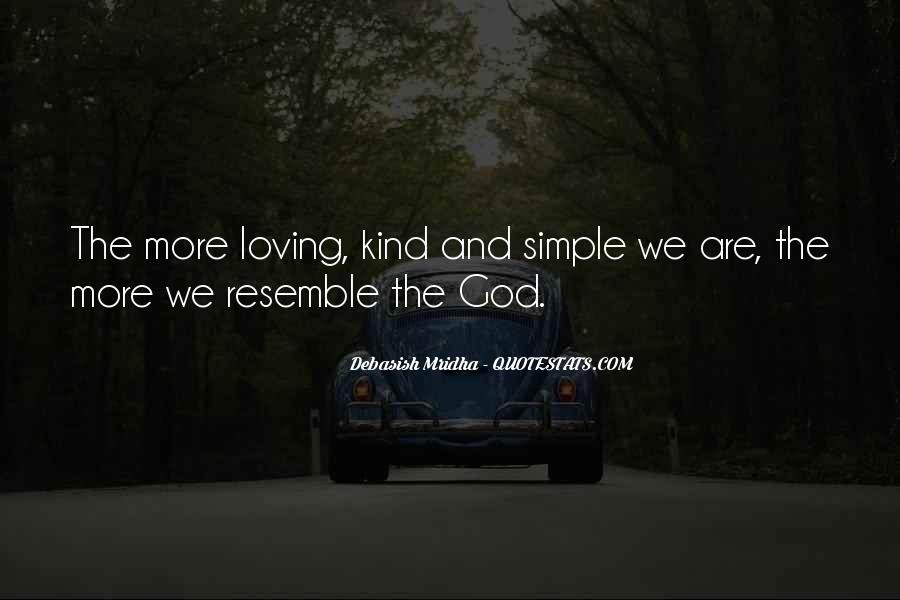 Quotes About Loving God #81270