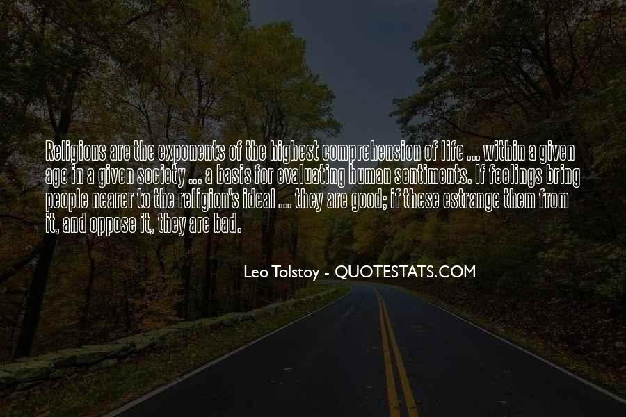 Quotes About Life Good And Bad #302130