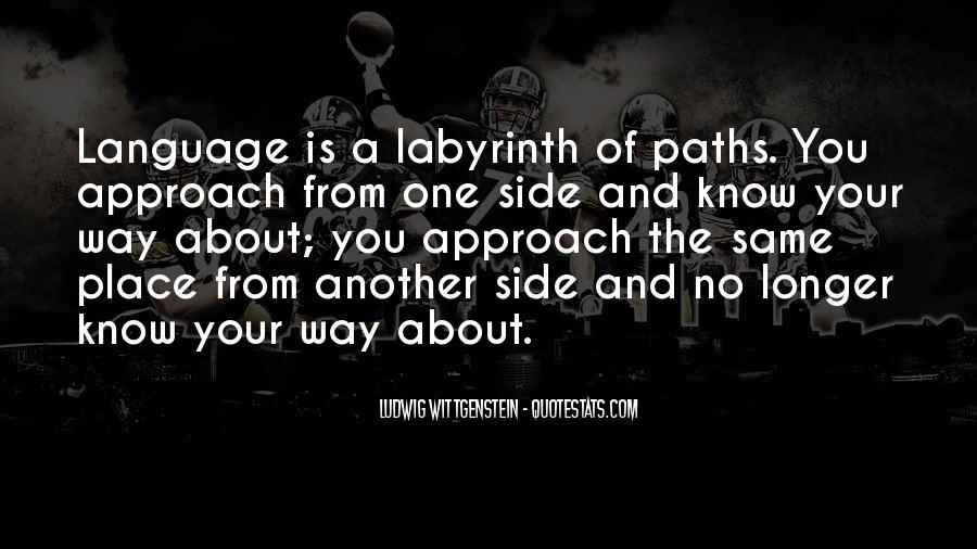 Quotes About Know Your Place #238960