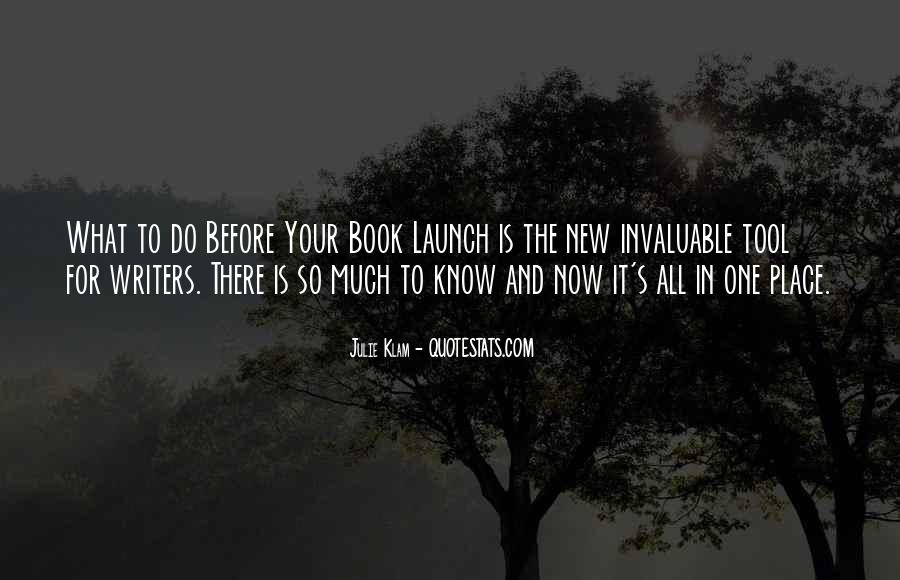 Quotes About Know Your Place #310400