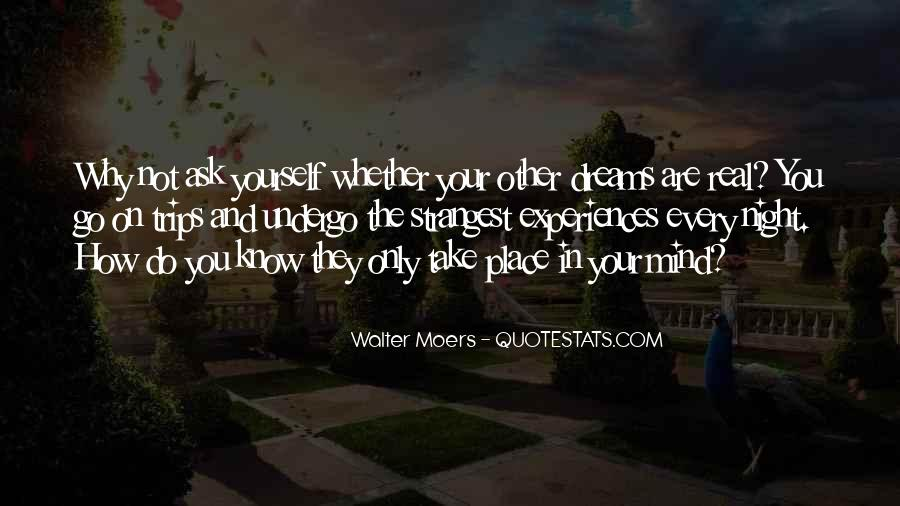 Quotes About Know Your Place #650462