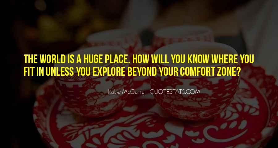 Quotes About Know Your Place #676515