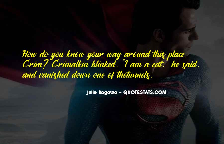 Quotes About Know Your Place #754841
