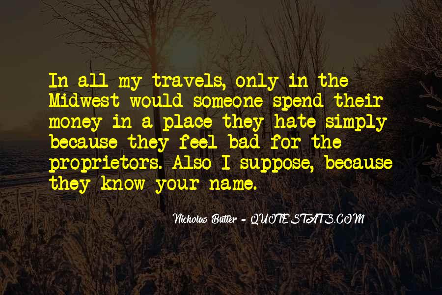 Quotes About Know Your Place #805775