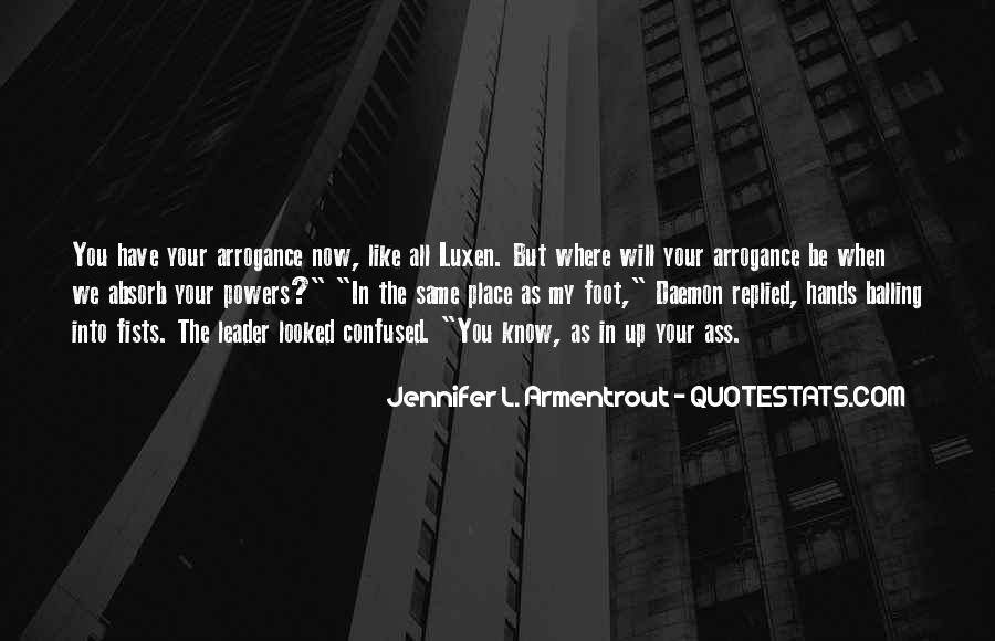 Quotes About Know Your Place #884186