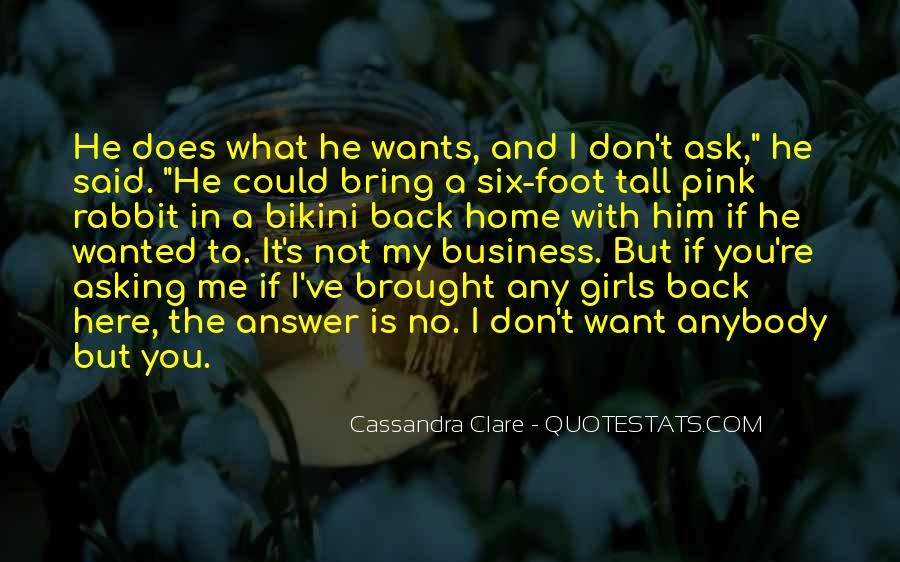Quotes About He Wants Me Back #1075476