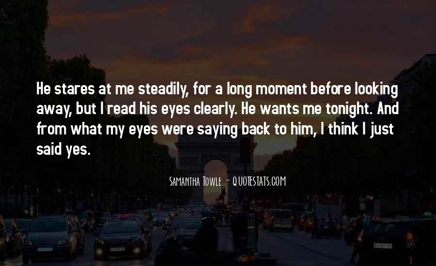 Quotes About He Wants Me Back #1807793
