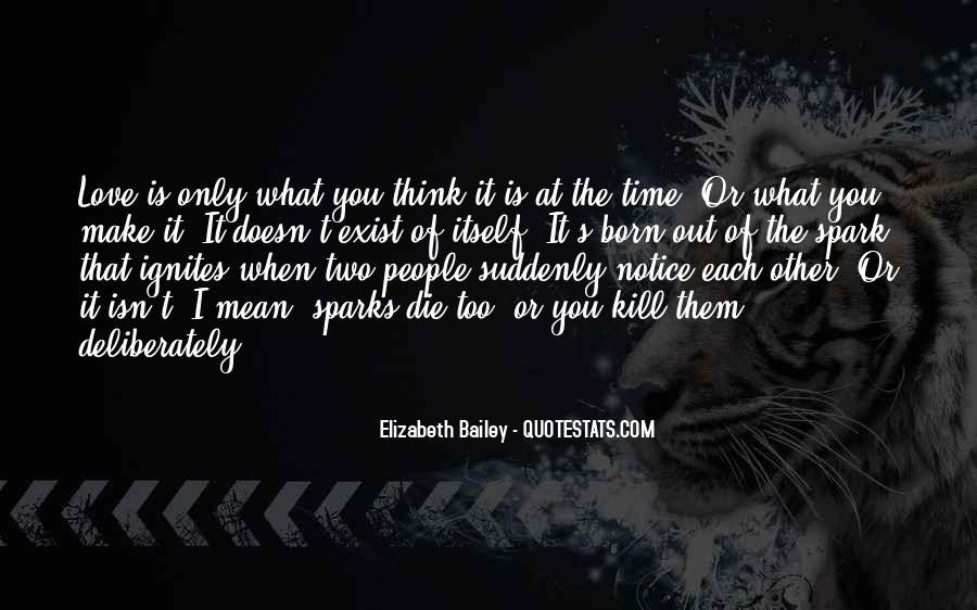 Quotes About What Doesn't Kill You #116290