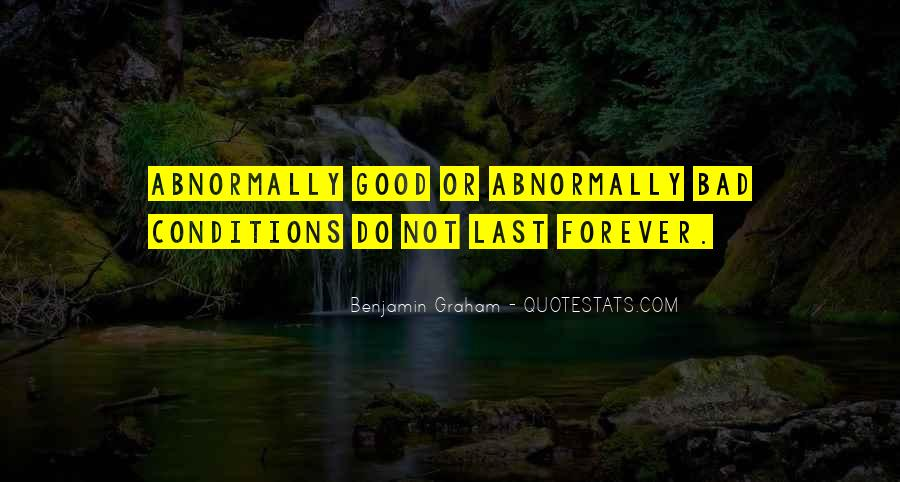 Quotes About Things That Last Forever #149522