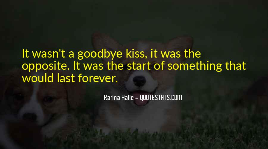 Quotes About Things That Last Forever #32556