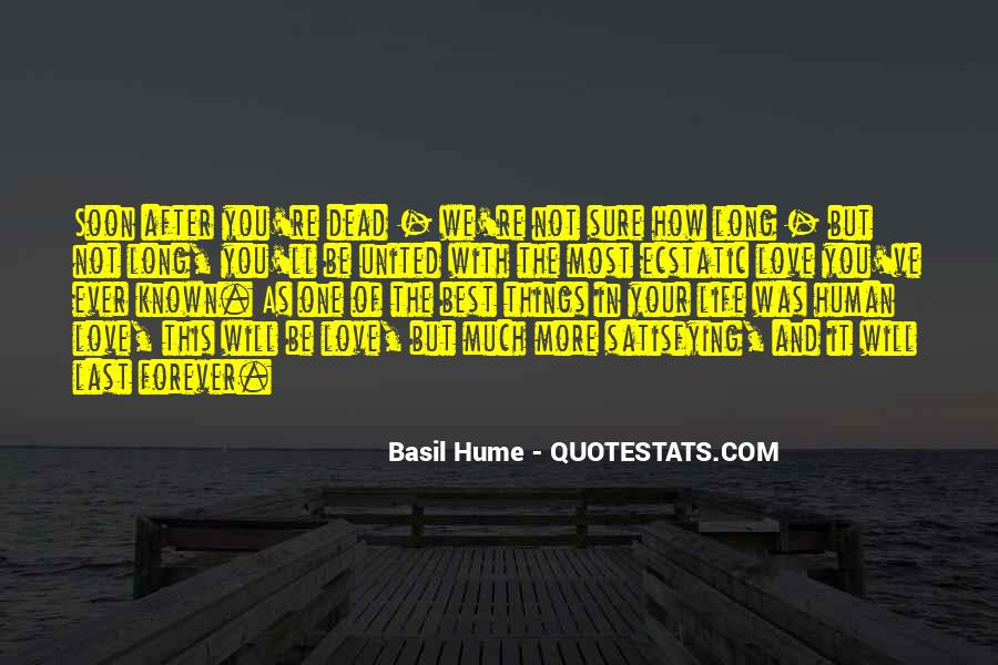 Quotes About Things That Last Forever #90738