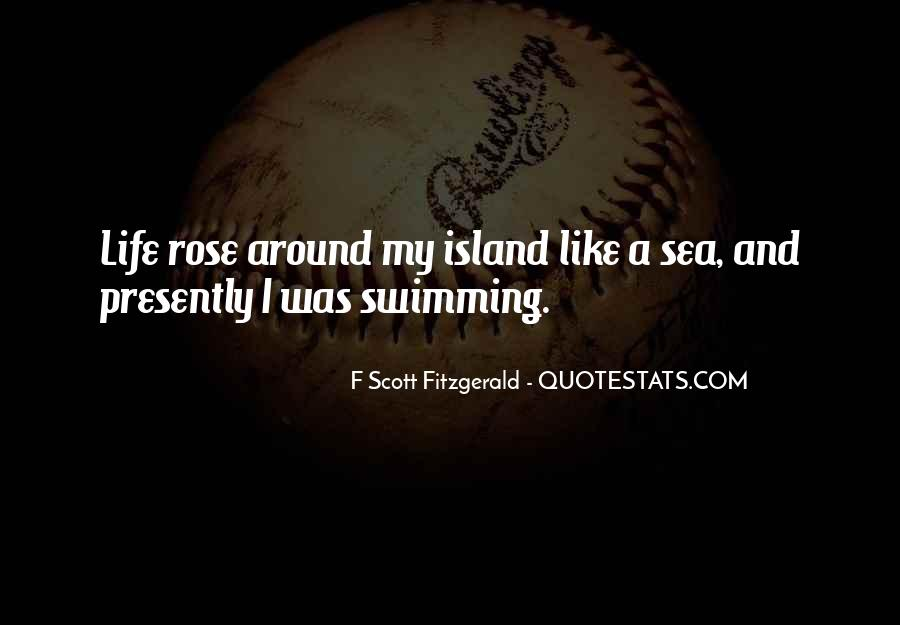 Quotes About Life F Scott Fitzgerald #1167039