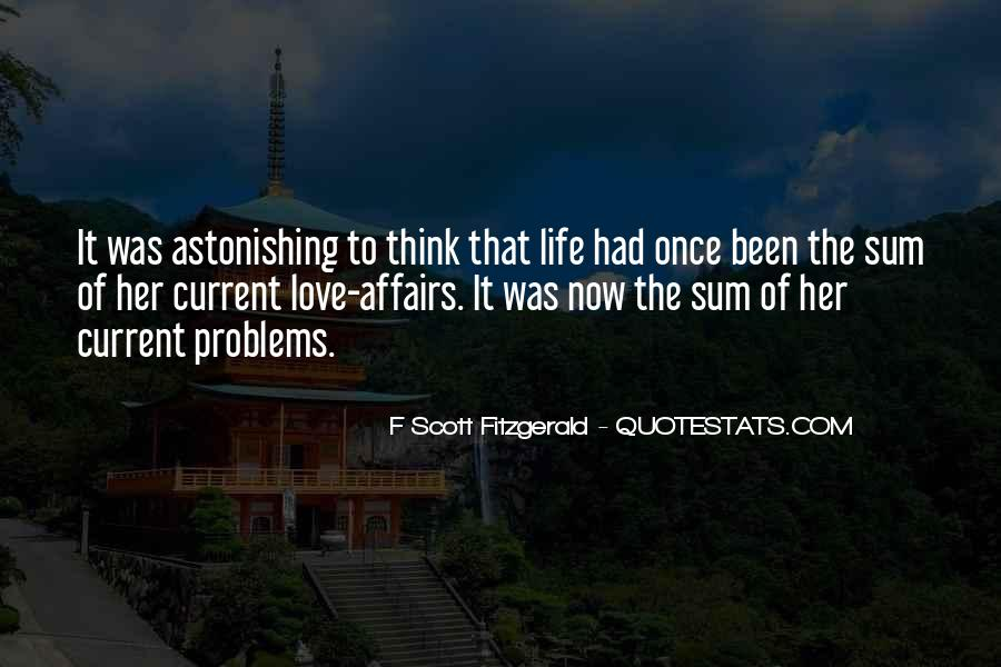 Quotes About Life F Scott Fitzgerald #1255305