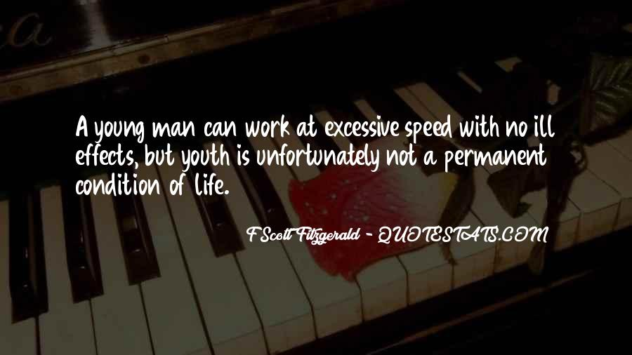 Quotes About Life F Scott Fitzgerald #1277691
