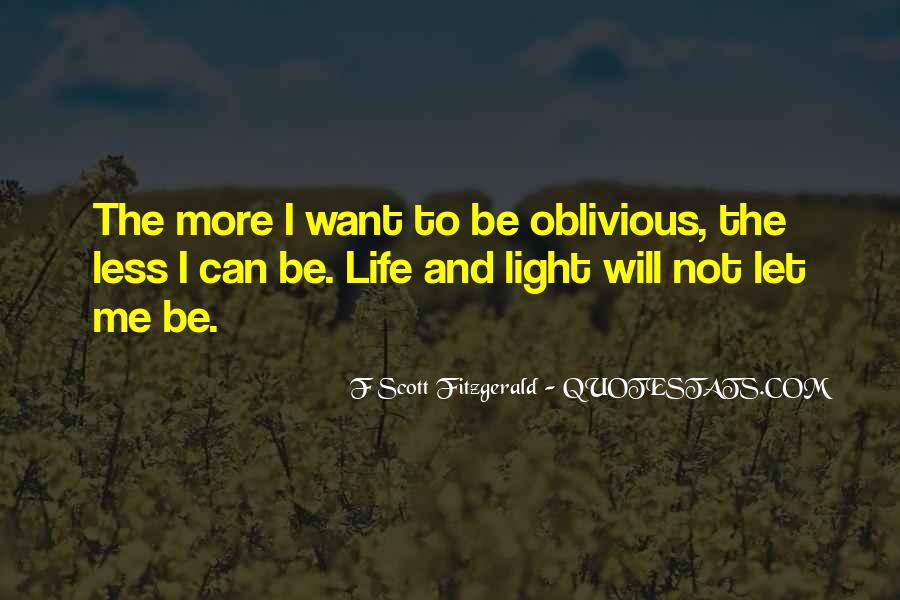 Quotes About Life F Scott Fitzgerald #133288