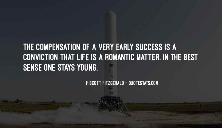 Quotes About Life F Scott Fitzgerald #1400007