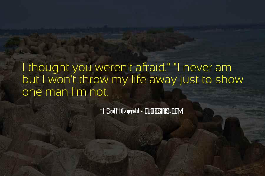 Quotes About Life F Scott Fitzgerald #1445972