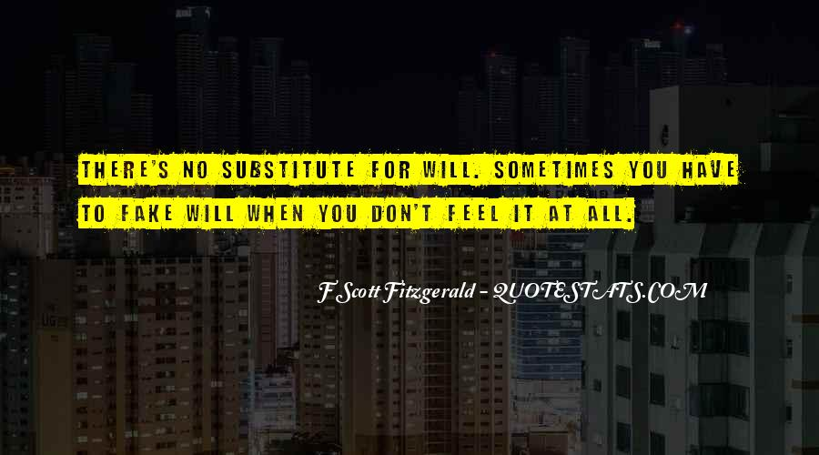 Quotes About Life F Scott Fitzgerald #1503258