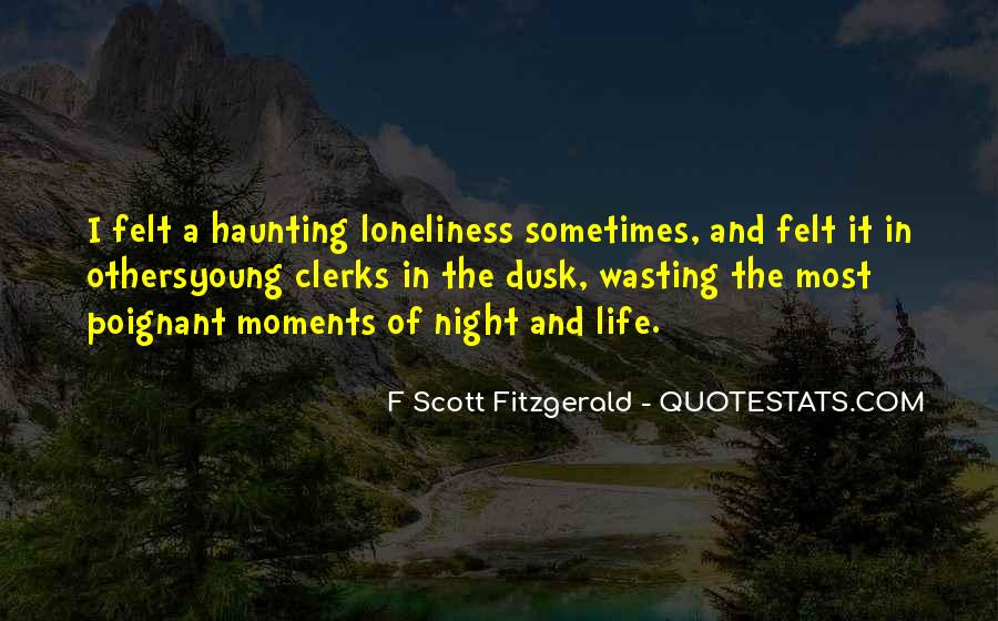 Quotes About Life F Scott Fitzgerald #1544016
