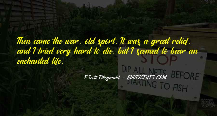 Quotes About Life F Scott Fitzgerald #1583464