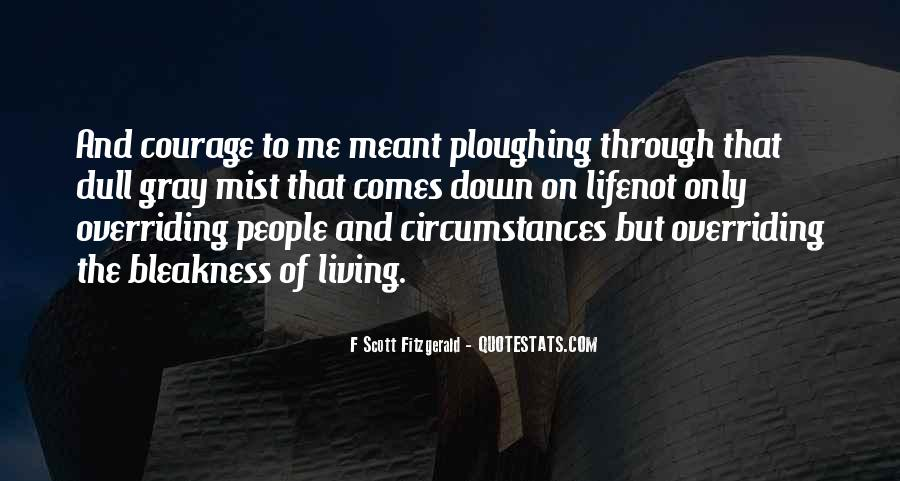 Quotes About Life F Scott Fitzgerald #365181