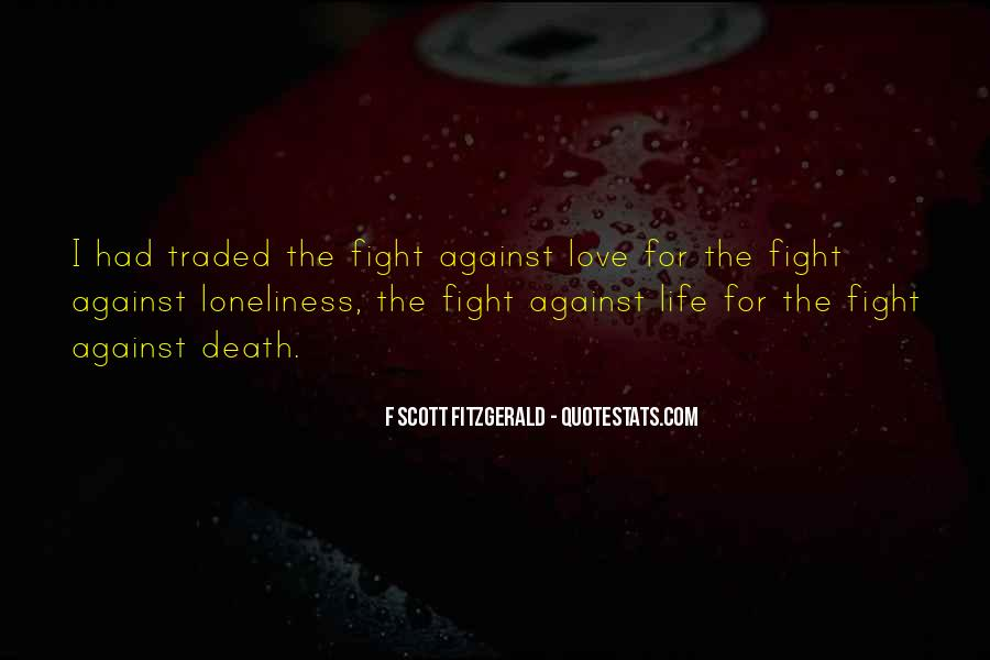 Quotes About Life F Scott Fitzgerald #374252