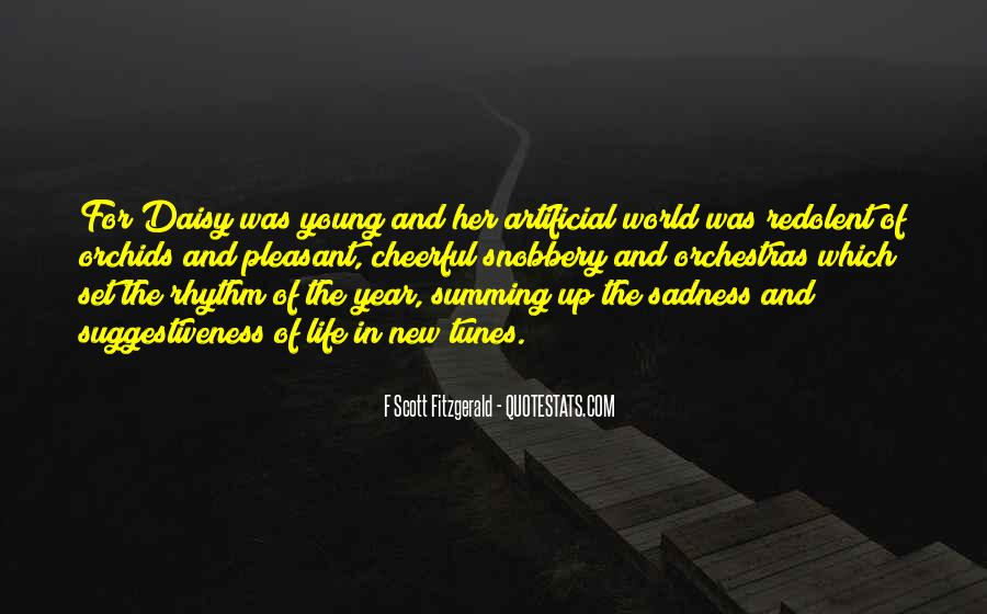 Quotes About Life F Scott Fitzgerald #710330