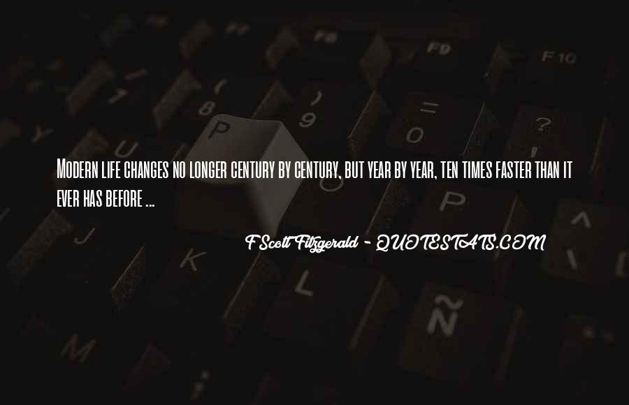Quotes About Life F Scott Fitzgerald #860213