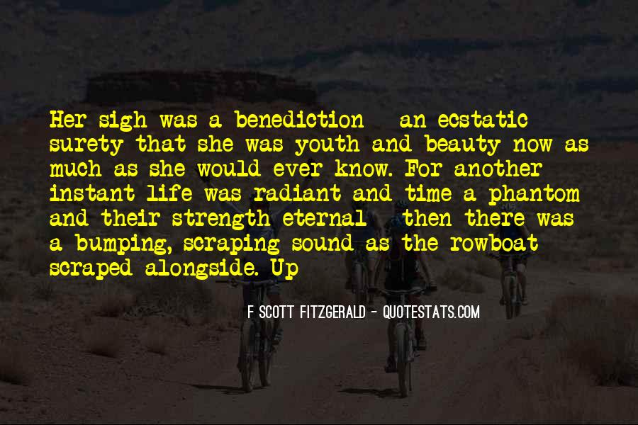 Quotes About Life F Scott Fitzgerald #924024