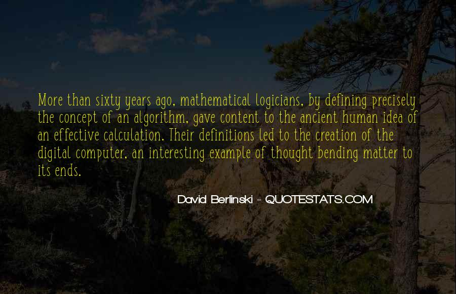 Quotes About Computer Algorithm #713141